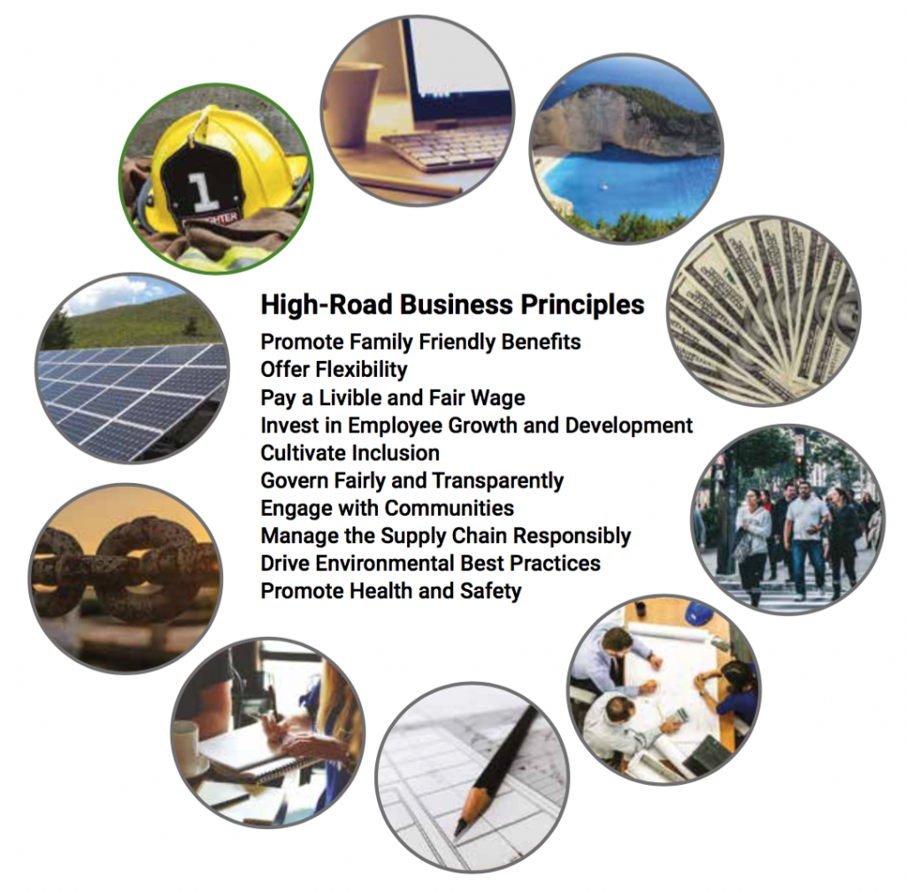 ASBC Principles of a High Roads Employer