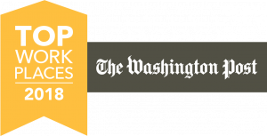2018 The Washington Post Top Workplaces