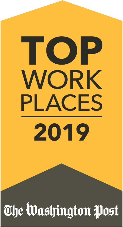 2019 Washington Post Top Workplaces