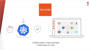A lightweight single-package Kubernetes on rails